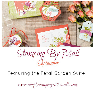 Stamping By Mail - Card classes delivered to your door - Simply Stamping with Narelle - http://www.simplystampingwithnarelle.com/p/stamping-by-mail.html