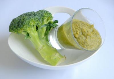 Bubur Brokoli Kentang