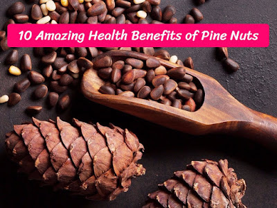 10 Amazing Health Benefits of Pine Nuts, energeticreact