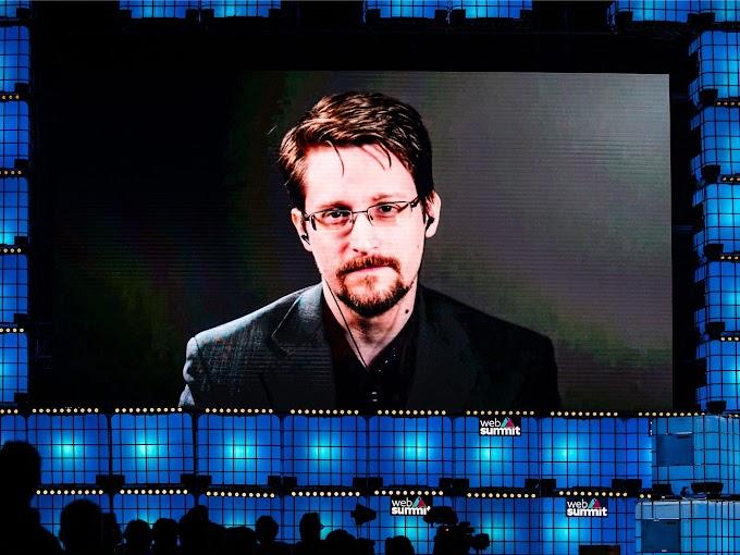 Edward Snowden diz que o COVID-19 pode dar aos governos novos poderes invasivos de coleta de dados que podem durar muito tempo após a pandemia