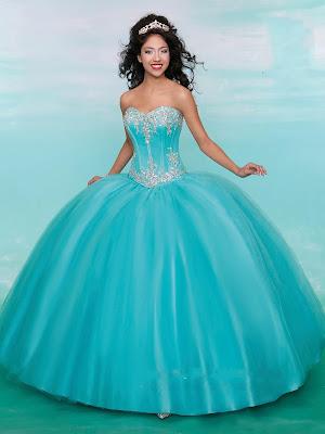 modelos de Vestidos de 15 años Desmontables
