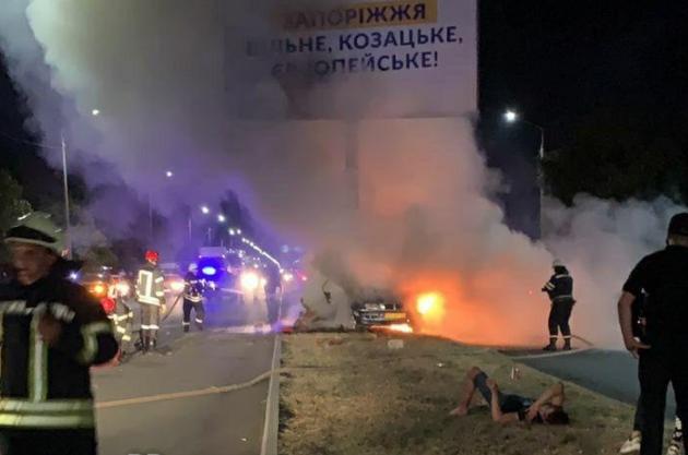 أوكرانيا بالفيديو: مصرع ثلاثة طلبة مغاربة في حادثة سير خطيرة