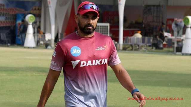 Download Mohammed Shami Pics