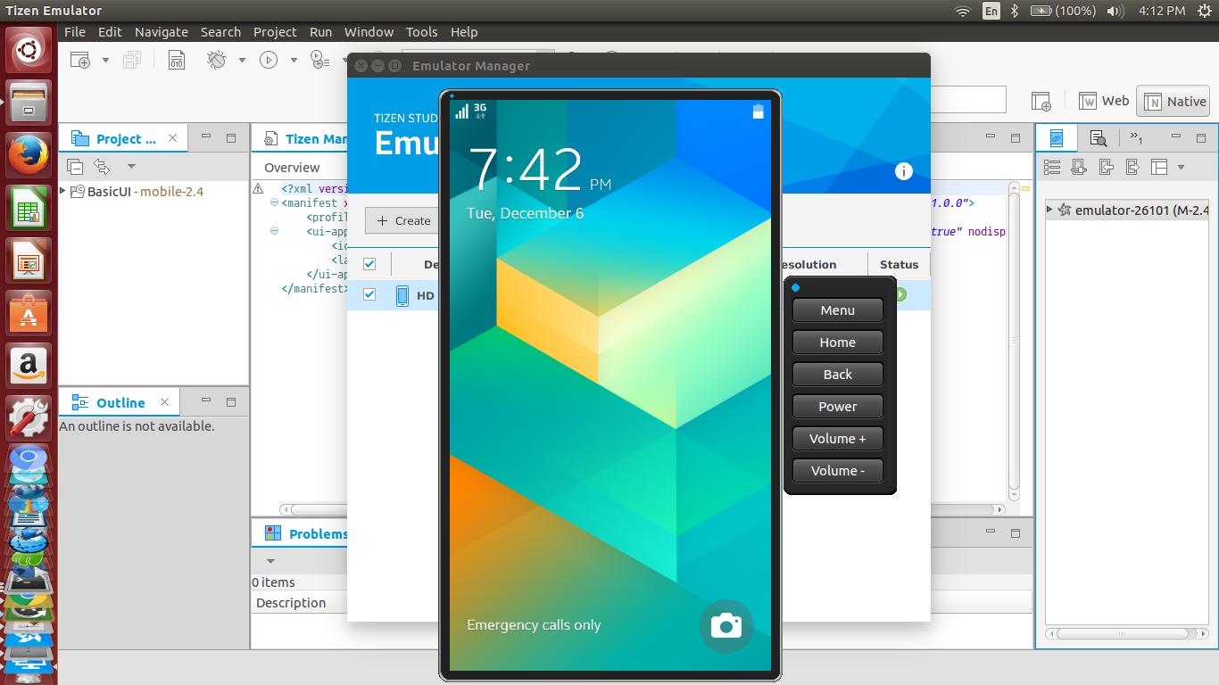 Install Lamp Ubuntu 14.04 How To Install Tizen Studio On Ubuntu 14 04 Zealgeek
