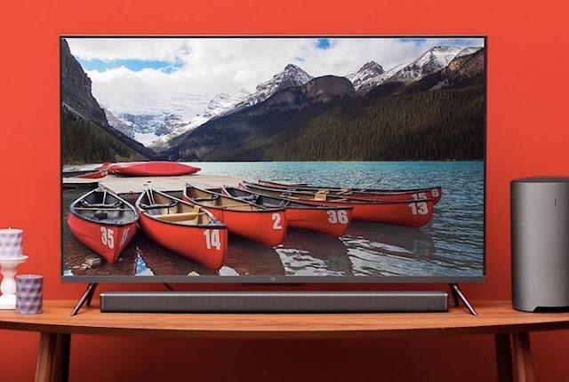 """""""تشاومي"""" تطلق جهاز تلفاز فائق النحافة  بدقة 4K Ultra HD بثمن ومواصفات رائعة"""