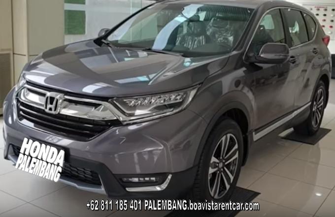 Honda CRV Palembang Rental Mobil Mewah