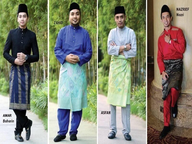 Maksud Rekaan Baju Melayu