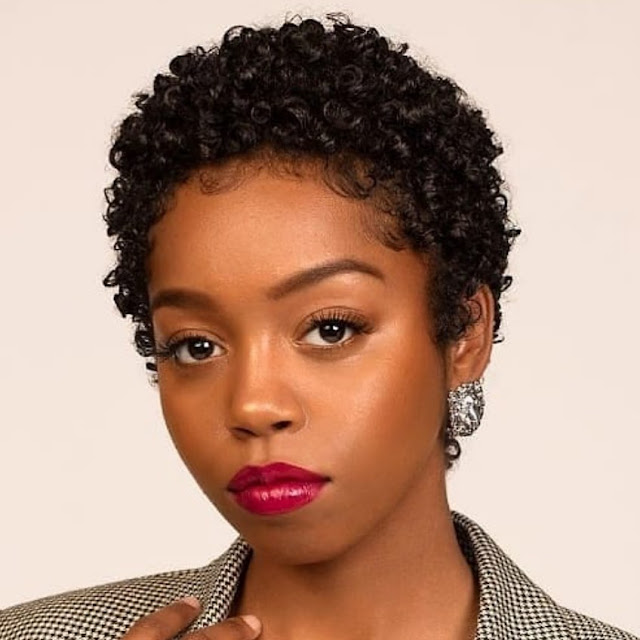 2019 Trendy and Beautiful Natural Hairstyles to Copy