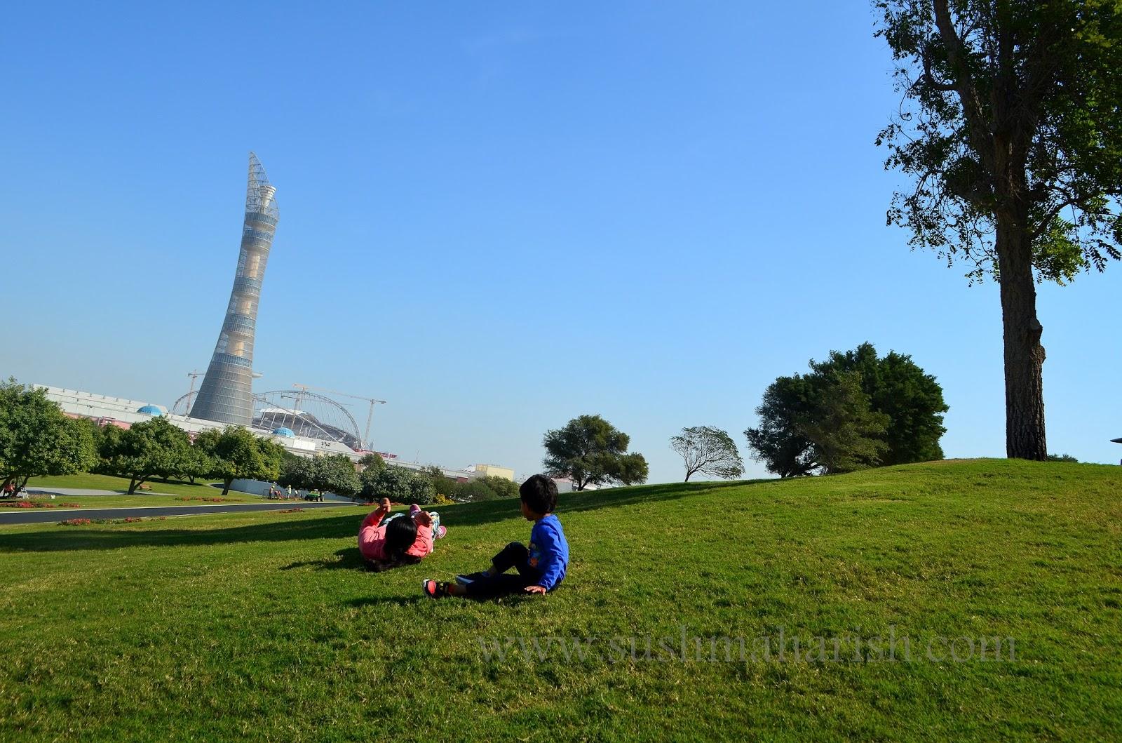 The Fairy Tale Park Of Doha 7