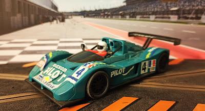 """Ferrari 333 SP Indianapolis """"Pilot"""""""