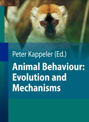 Animal Behaviour Evolution and Mechanisms (PDF)