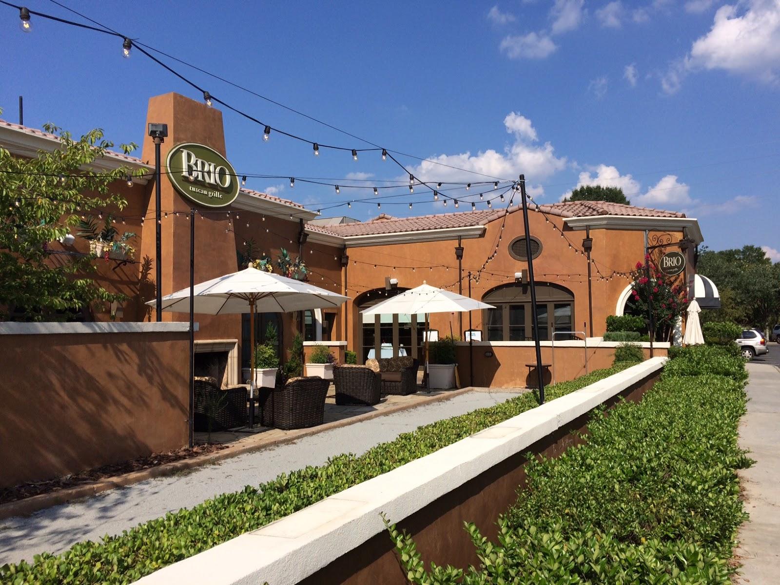 Tomorrows News Today Atlanta Brio Tuscan Grille To Bid Ciao To