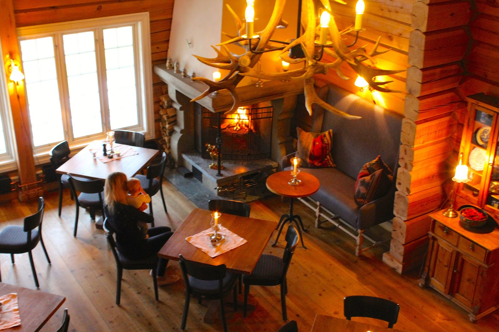 Achieving Hygge at the Storfjord Hotel