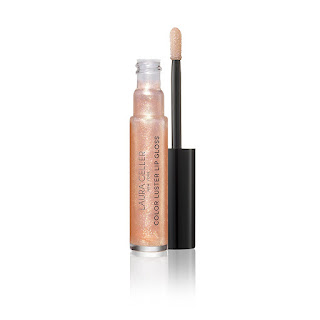 Laura Geller Color Luster Lip Gloss in Gilded Honey