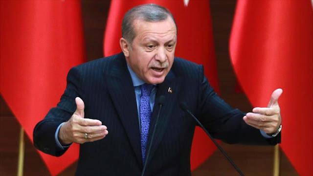 Erdogan: Mosul pertenece históricamente a Turquía