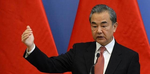 Menlu Wang Yi: Mereka Yang Melanggar 'Satu China' Akan Jadi Musuh 1,4 Miliar Orang