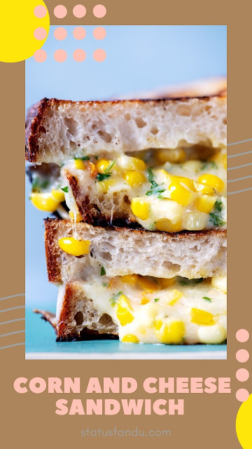 Corn-and-Cheese-Sandwich