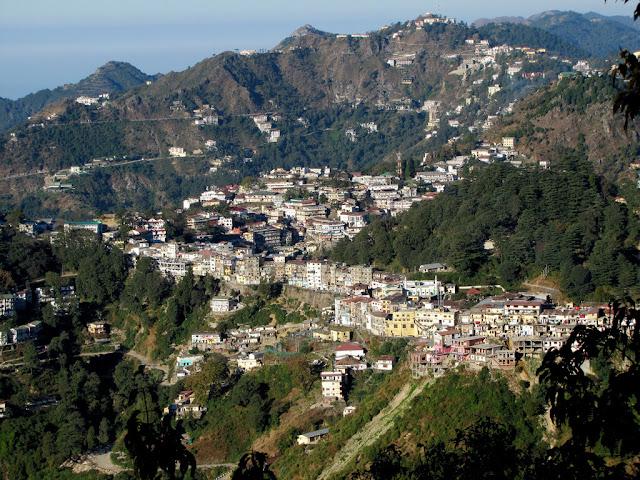 Mussoorie-in-Uttarakhand.
