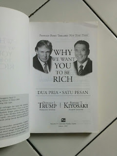 Why We Want You To Be Rich (Dua Pria Satu Pesan)