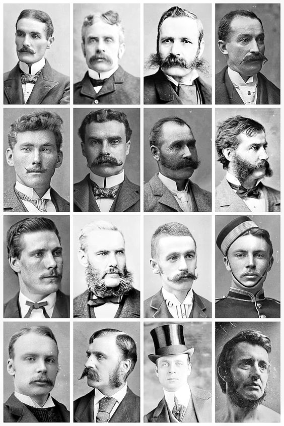 Wondrous Vintage Everyday Amazing Vintage Collection Of Men39S Hairstyles Short Hairstyles Gunalazisus
