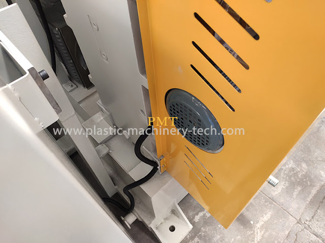 How to clean and repair the screw of synthetic resin tile production equipment