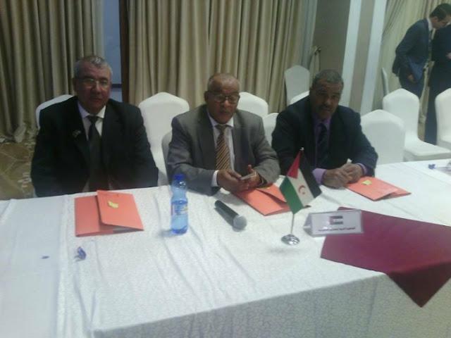 وفد صحراوي يشارك في الاجتماع الثامن لخبراء دول شمال افريقيا باثيوبيا