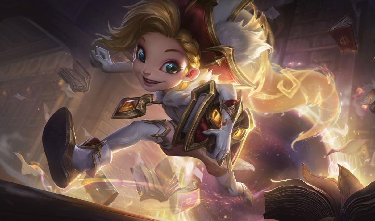 Arcanist Zoe Prestige Edition