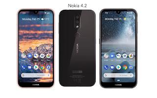 handphone nokia android terbaik nokia 4.2