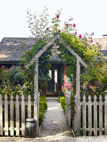 Hydrangea Hill Cottage English Country Beach Cottage