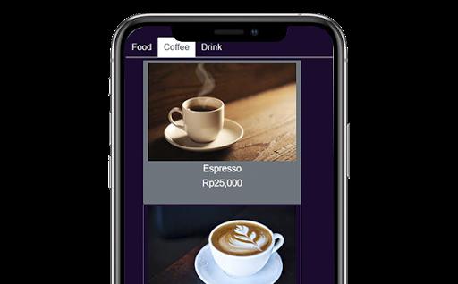 aplikasi restoran