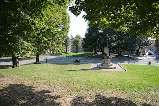 Giardini Cavour Torino