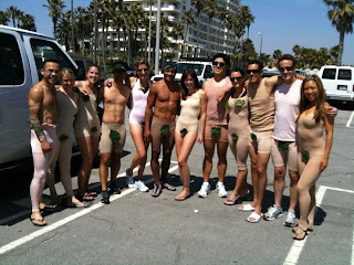 Nudist 5k run races not give