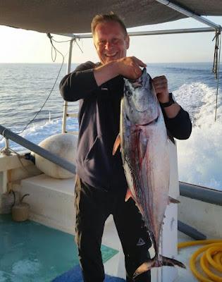 Excursión de Pescaturismo en Cala Bona