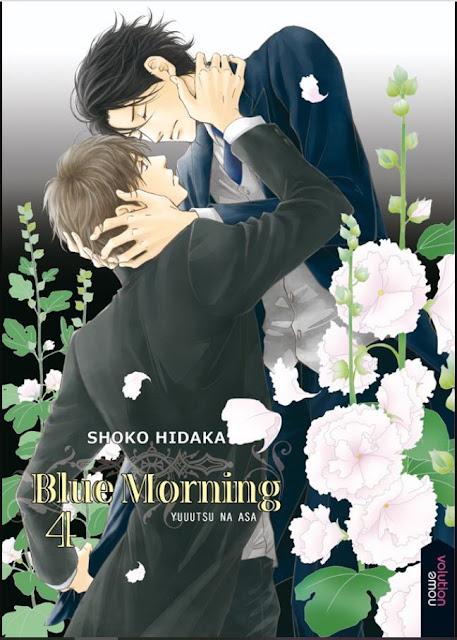 Manga: Review de Blue Morning Vol.4 de Shoko Hidaka, Nowevolution