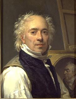 Constant Desbordes (1761-1828) - Autoportrait.