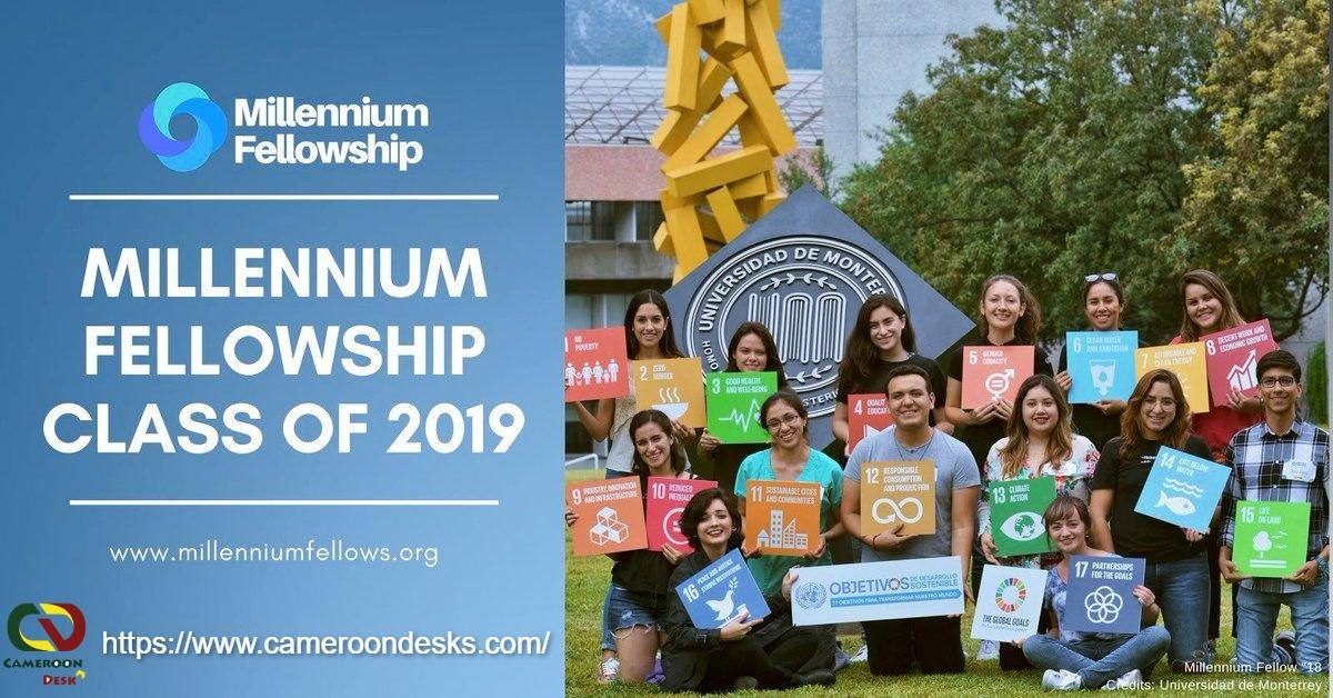 United Nations Academic Impact Millennium Fellowship 2021