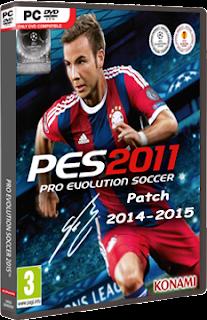 PES 2011 Patch AIO Season 2014/2015