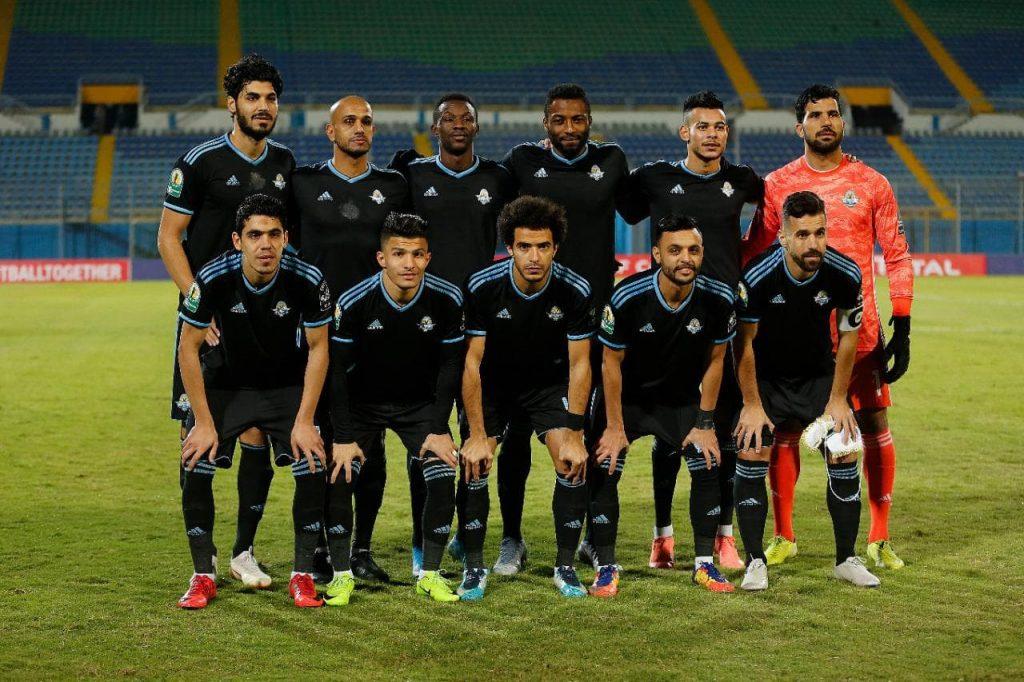 نتيجة مباراة بيراميدز وزاناكو بتاريخ 01-03-2020 كأس الكونفيدرالية الأفريقية