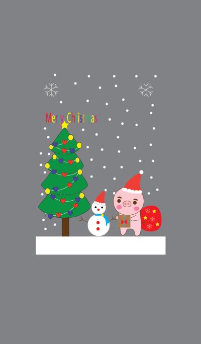 Merry Christmas Theme V.1