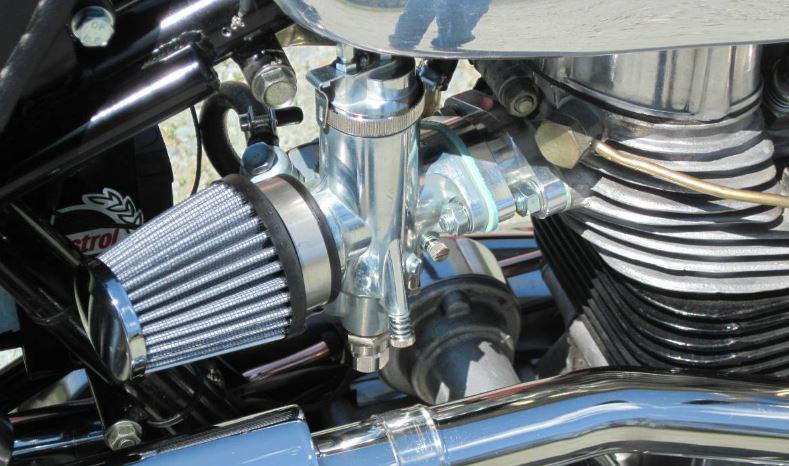 Carburetor.