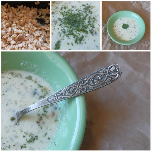 Спас - армянский суп