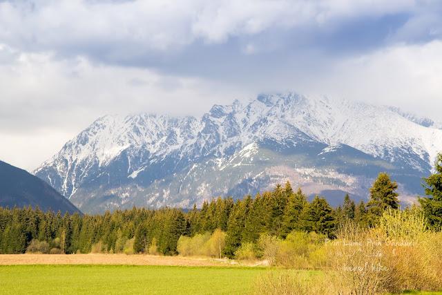 High Tatra bicycle tracks Ruzomberok Mining Trail