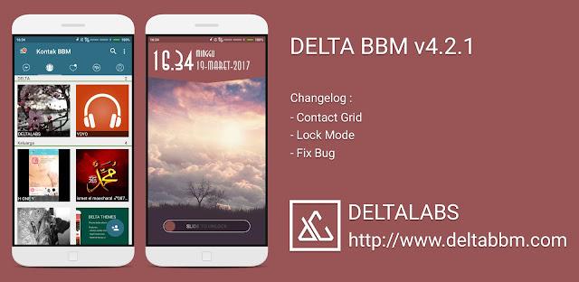 [UPDATE] DELTA BBM v4.2.1