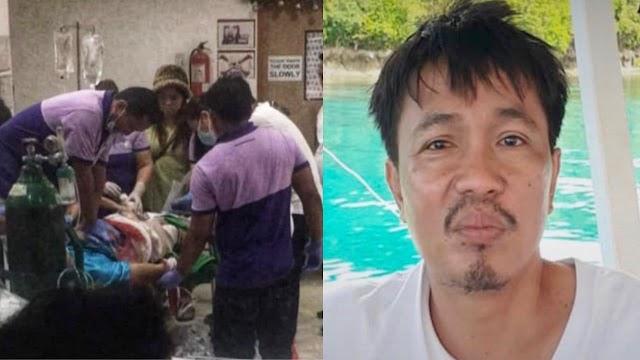 Police Officer Jason Magno, Sinakripisyo Ang Sariling Buhay Para Iligtas Ang Marami Mula Sa Pinasab0g Ng Isang Lalaki