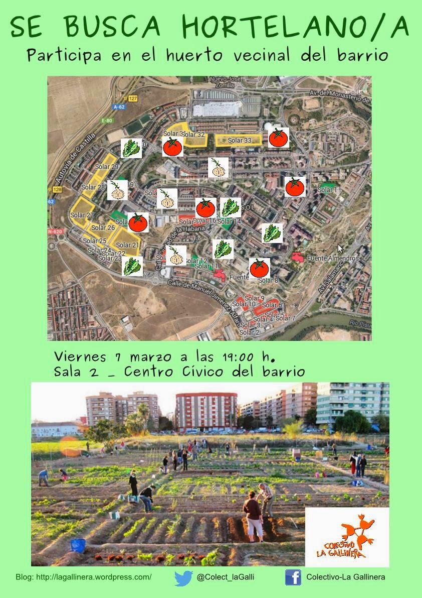 Valladolor valladolid por qu no un huerto urbano en - Spa urbano valladolid ...