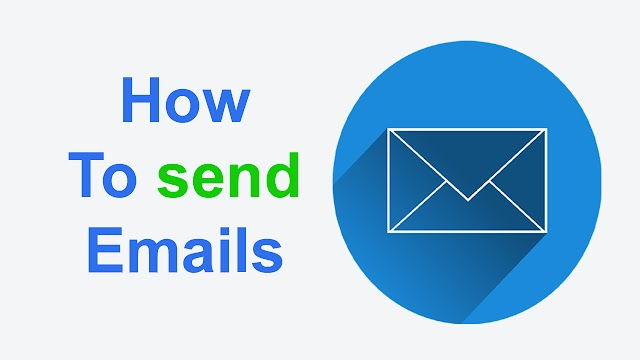 How to send emails