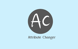 Attribute Changer 10.0a