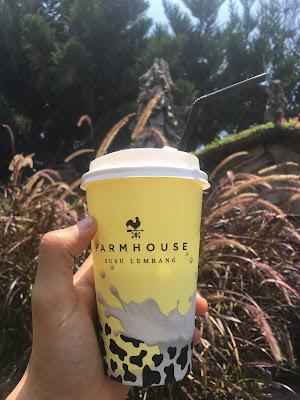 FARMHOUSE Wisata Edukasi, LEMBANG-BANDUNG | Libur Akhir Pekan