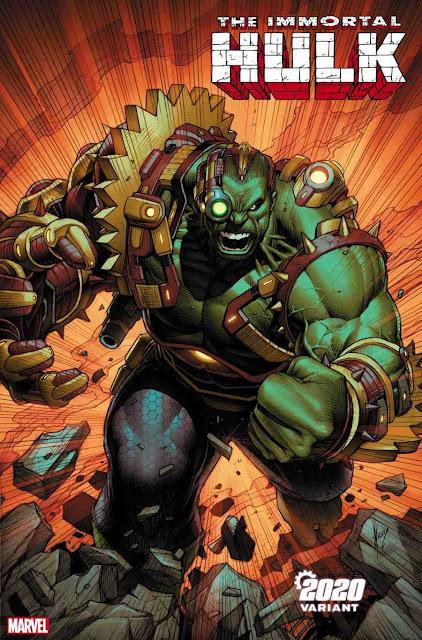 Hulk/Marvel/Divulgação