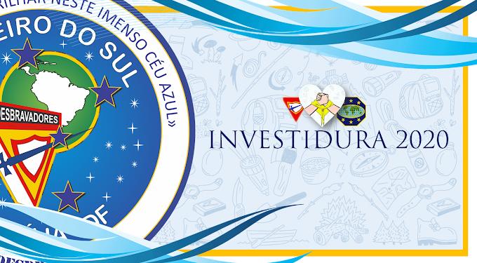 CONVITE - Investidura 2020
